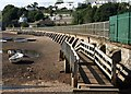 SX9372 : Footbridge, Teignmouth : Week 41