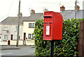J1246 : Postbox, Banbridge by Albert Bridge