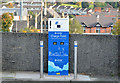 J1246 : E-car charge point, Banbridge by Albert Bridge