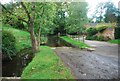SJ8067 : Swettenham Ford by John Walton