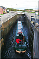 NS8579 : In the Upper Lock by Anne Burgess