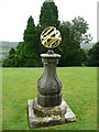 ST7864 : Sundial at Claverton Manor by Humphrey Bolton