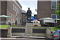 TQ5839 : Tunbridge Wells War Memorial by N Chadwick