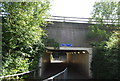 TQ4570 : Subway near the Sidcup Bypass by N Chadwick