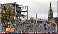 "J3374 : The ""Interpoint"" Building, Belfast (60) by Albert Bridge"