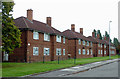 SO9698 : Housing in William Harper Road, Willenhall, Walsall : Week 42