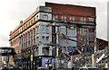 """J3374 : The """"Orpheus"""" Building, Belfast (6 in 2013) by Albert Bridge"""