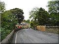SD9806 : A6052, Dobcross New Road by John Topping
