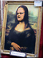 NZ9011 : Moaning Lisa by Pauline Eccles