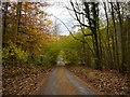 ST7870 : Oakford Lane, 1 by Jonathan Billinger
