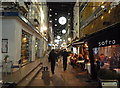 TQ2881 : St Christopher's Place, Marylebone : Week 48
