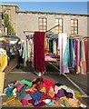 SX8060 : Stall, Totnes market : Week 49