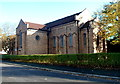 ST6171 : SW side of St Christopher's Church, Brislington, Bristol by Jaggery