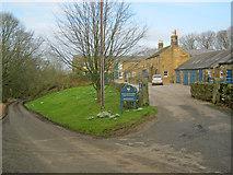SK2269 : Ballcross Farm by Trevor Rickard