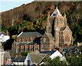 SH6115 : St. John's Church Barmouth : Week 51