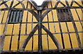 SE6051 : Merchant Adventurers' Hall, York: detail of exterior : Week 51