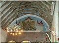 TQ1116 : Royal Arms, Warminghurst Parish Church by nick macneill