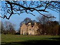 TL1756 : New Manor House, Little Barford by Bikeboy