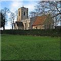 TL3044 : Abington Pigotts: St Michael by John Sutton