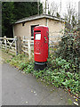TL3058 : Gransden Road Postbox by Adrian Cable