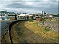D4002 : Demolition of Larne (Town) station - 1974 (3) by The Carlisle Kid