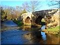 TL2247 : Medieval bridge, Sutton by Bikeboy