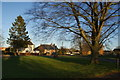 TL5670 : Village green at Wicken by Bill Boaden