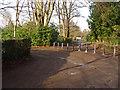SU8363 : Church Street, Crowthorne by Alan Hunt