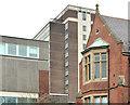 J3372 : Former library, Queen's University, Belfast - 2014 (2) by Albert Bridge