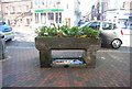 TQ5946 : Cattle trough, High St by N Chadwick