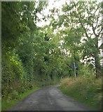 N7699 : The Corlea Road entering Co Cavan by Eric Jones