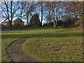 SU8462 : Owlsmoor Park by Alan Hunt