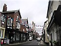 SJ7578 : King Street, Knutsford by Tricia Neal
