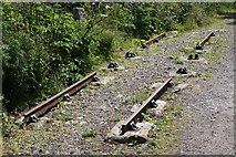 SW7241 : Old Railway Track by Graham Loveland