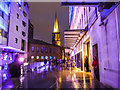 TQ2881 : All Souls Church, Portland Place, London W1 by Christine Matthews