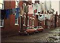 SE2834 : Burley area, Leeds, 1981 by William Starkey
