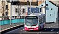 J3474 : Braniel bus, Belfast (February 2014) by Albert Bridge