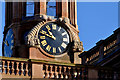 J3474 : Clock tower, the Harbour Office, Belfast (February 2014) by Albert Bridge