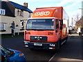 TL1183 : TNT Parcel Truck by Michael Trolove