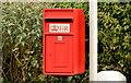 J5979 : Pressed-steel postbox, Donaghadee (March 2014) by Albert Bridge