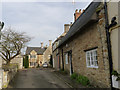 SK8804 : Church Lane, Manton by Alan Murray-Rust