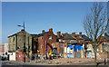 SO9198 : Demolition site in Cleveland Street, Wolverhampton : Week 10