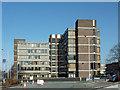 SO9198 : Office block in Wolverhampton by Roger  Kidd