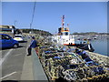 SH7877 : Taking it easy at Conwy by Richard Hoare