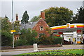 TL4457 : Perse Almshouses by N Chadwick