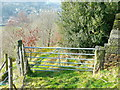 SE0420 : Gate on Ripponden FP64 by Humphrey Bolton