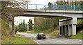 J4569 : Flyover, Comber bypass - March 2014(3) by Albert Bridge