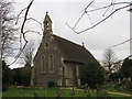 SU6979 : St John the Baptist Church at Kidmore End by Peter Wood