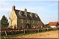 SP9554 : Nicholas Farm, Edens Lane, Carlton by David Kemp