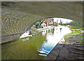 SP5798 : Under Little Glen Bridge by Mat Fascione
